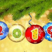 Прикольные поздравления на Новый Год 2020 коллегам