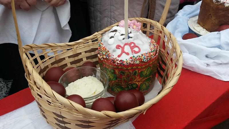 Когда освящать куличи и пасхальные яйца в 2021 году