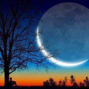 Когда будет убывающая луна в апреле 2021 года